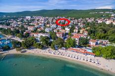 Ferienwohnung 705598 für 2 Erwachsene + 2 Kinder in Crikvenica