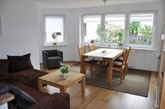 Holiday apartment 705746 for 4 persons in Lütow