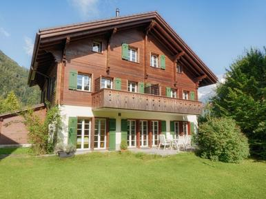 Für 7 Personen: Hübsches Apartment / Ferienwohnung in der Region Interlaken