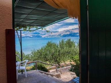 Gemütliches Ferienhaus : Region Split-Dalmatien für 4 Personen