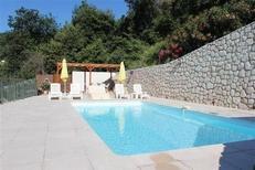 Villa 712589 per 5 adulti + 1 bambino in Gattières