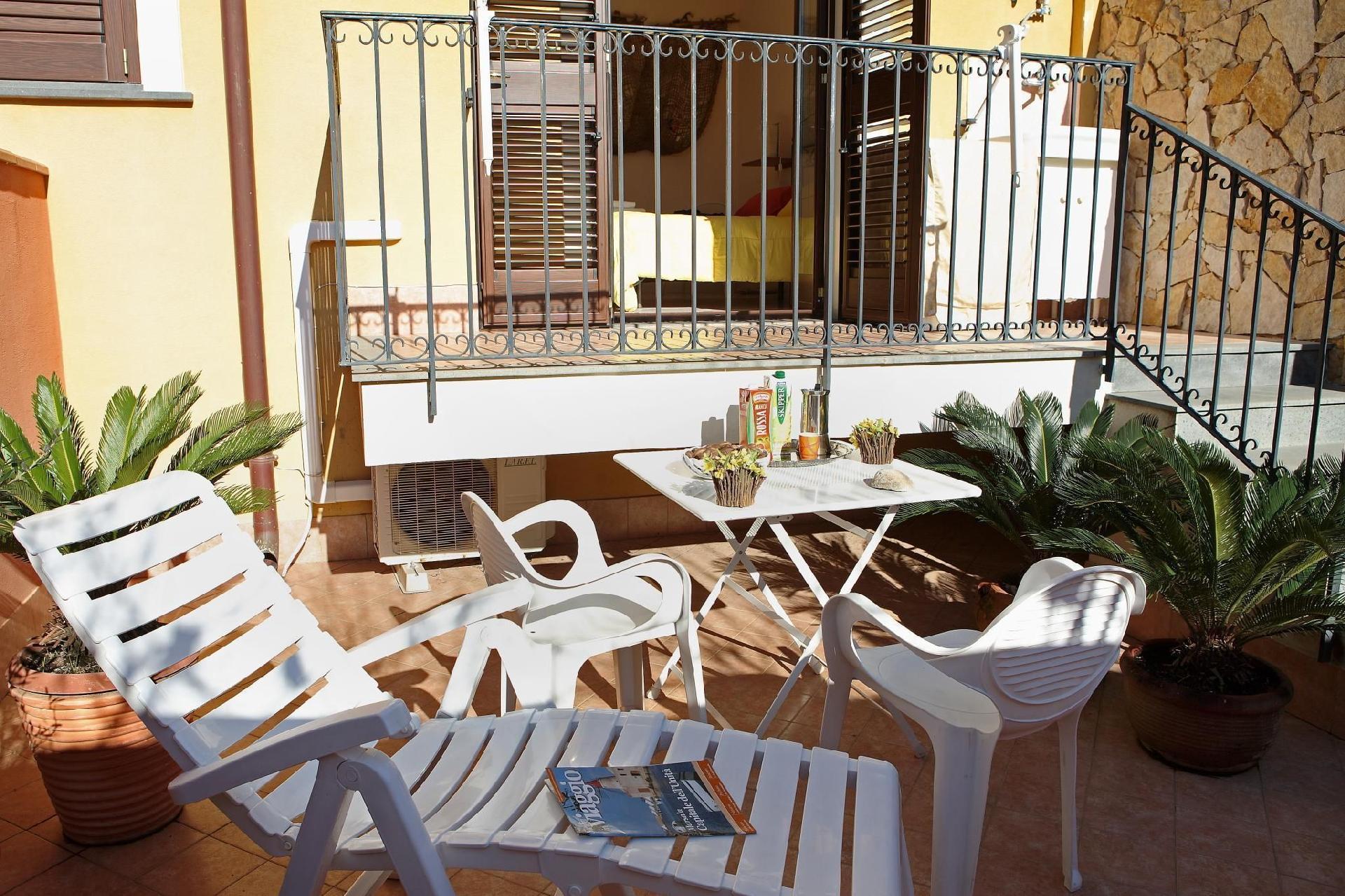 Sizilien Wohnungen für Ferien am Meer, in der