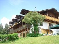 Holiday apartment 713720 for 4 persons in Rinchnach-Hönigsgrub