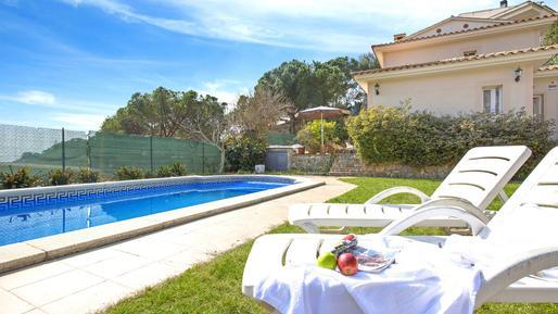 Gemütliches Ferienhaus : Region Costa-Brava für 6 Personen