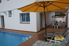 Holiday home 714768 for 8 persons in l'Escala