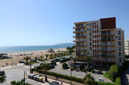 Ferienwohnung, Strand: 30 m