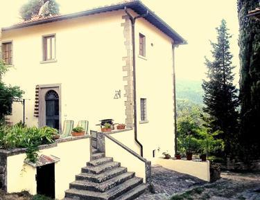 Für 6 Personen: Hübsches Apartment / Ferienwohnung in der Region Rignano sull'Arno