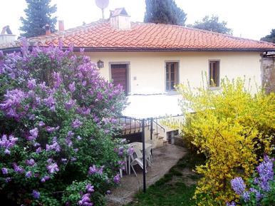 Gemütliches Ferienhaus : Region Rignano sull'Arno für 5 Personen