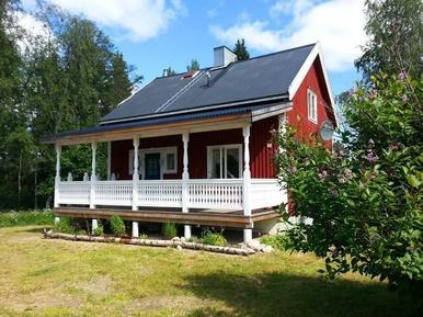 Gemütliches Ferienhaus : Region Nordschweden für 5 Personen
