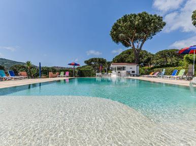 Gemütliches Ferienhaus : Region Elba für 5 Personen