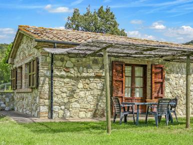 Gemütliches Ferienhaus : Region Canneto für 4 Personen