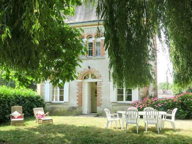 Gemütliches Ferienhaus : Region Loiretal für 6 Personen