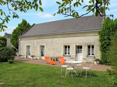 Gemütliches Ferienhaus : Region Loiretal für 4 Personen