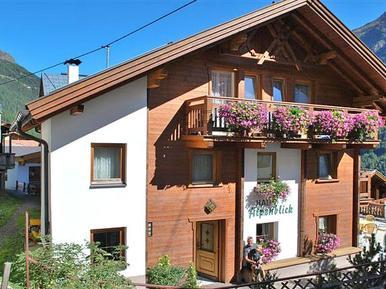 Für 8 Personen: Hübsches Apartment / Ferienwohnung in der Region Sölden
