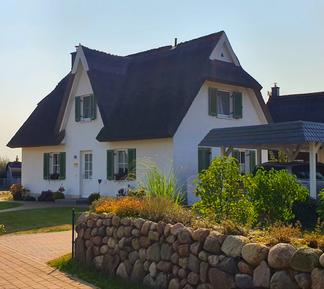 Ferienhaus für 6 Erwachsene + 1 Kind in Ummanz-Mursewiek,