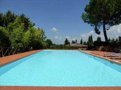 Für 5 Personen: Hübsches Apartment / Ferienwohnung in der Region Monteriggioni