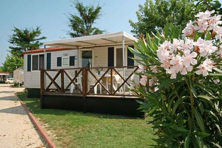 Mobilehome : Region Gardasee für 5 Personen