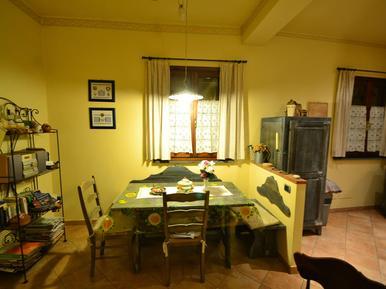 Für 4 Personen: Hübsches Apartment / Ferienwohnung in der Region Montopoli in Val d'Arno