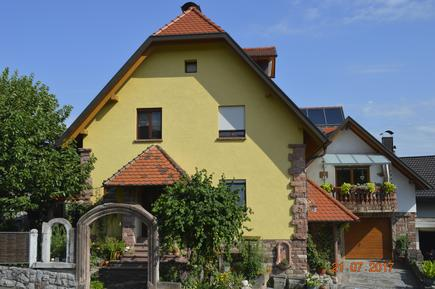 Für 5 Personen: Hübsches Apartment / Ferienwohnung in der Region Baden-Württemberg