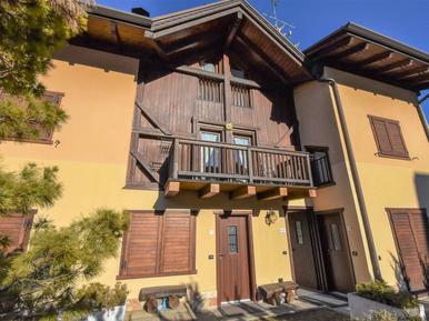 Für 4 Personen: Hübsches Apartment / Ferienwohnung in der Region Val di Sole
