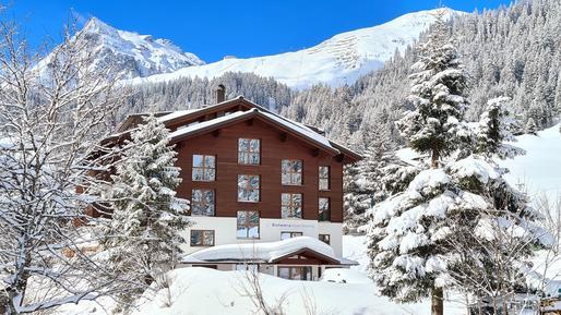 Für 10 Personen: Hübsches Apartment / Ferienwohnung in der Region Vorarlberg