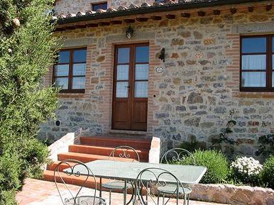 Für 6 Personen: Hübsches Apartment / Ferienwohnung in der Region Campiglia D'orcia