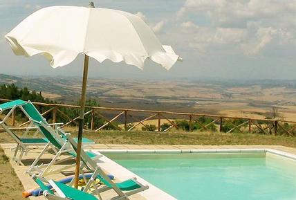 Gemütliches Ferienhaus : Region Campiglia D'orcia für 10 Personen