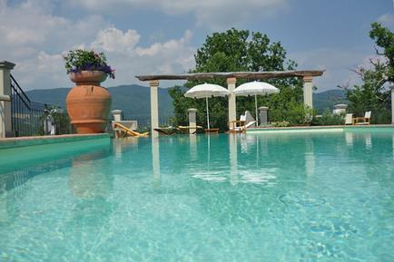 Für 6 Personen: Hübsches Apartment / Ferienwohnung in der Region Montecarelli