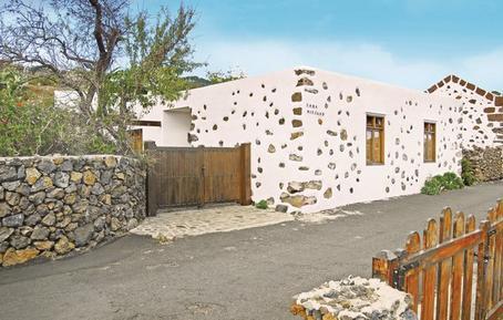 Gemütliches Ferienhaus : Region El Hiero für 4 Personen