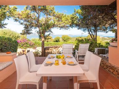 Für 4 Personen: Hübsches Apartment / Ferienwohnung in der Region Sardinien