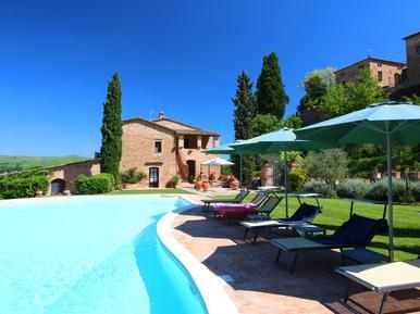 Für 6 Personen: Hübsches Apartment / Ferienwohnung in der Region San Giovanni d'Asso