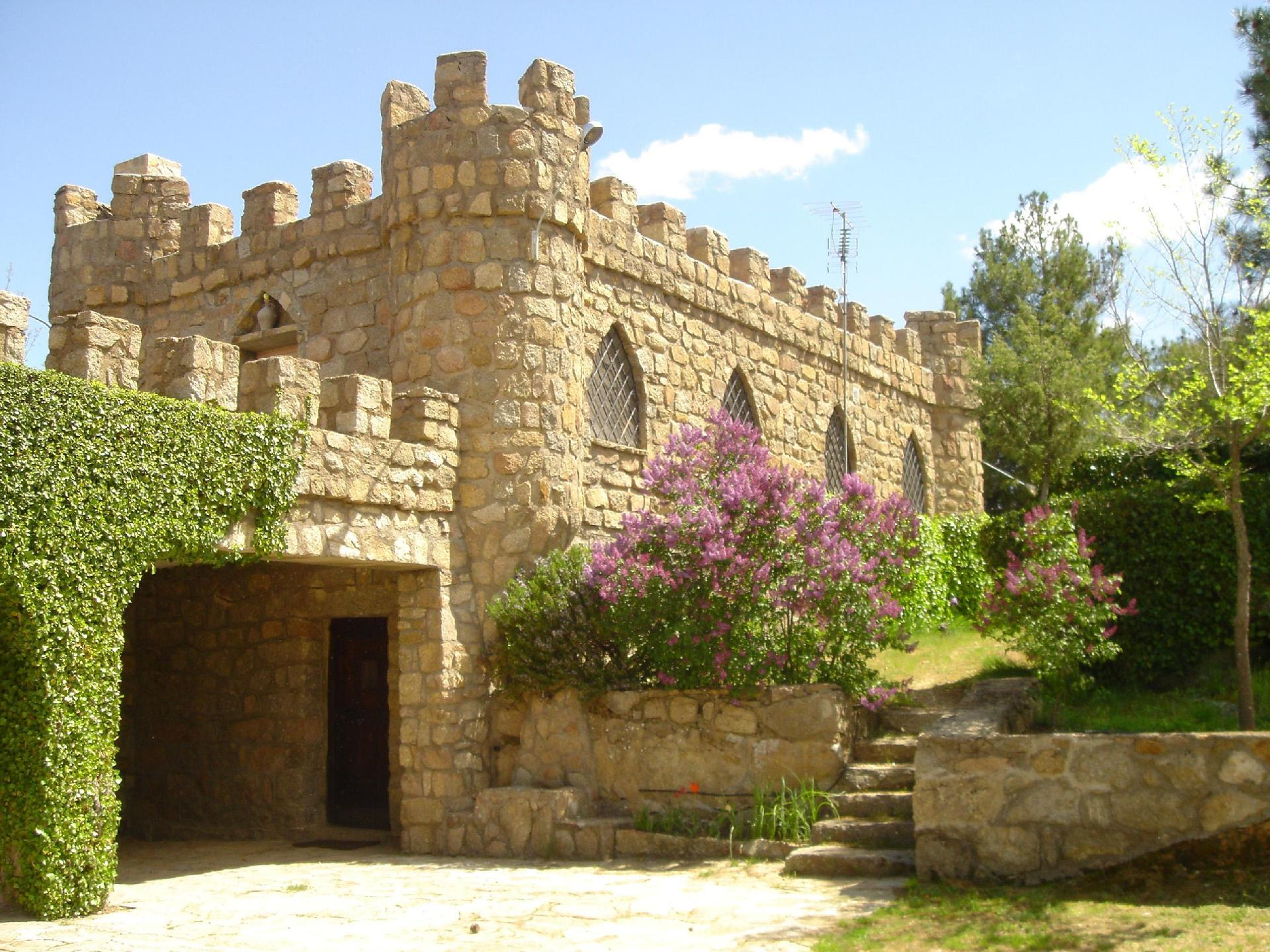 Ferienhaus für 8 Personen ca. 200 m² in  Besondere Immobilie in Spanien