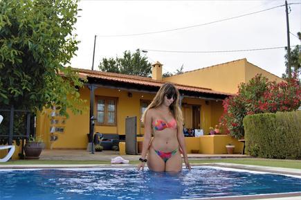 Gemütliches Ferienhaus : Region Teneriffa für 4 Personen