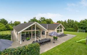 Gemütliches Ferienhaus : Region Seeland für 18 Personen