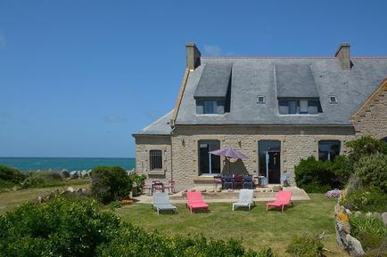 Gemütliches Ferienhaus : Region Bretagne für 13 Personen