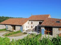 Villa 748902 per 6 persone in Roussines