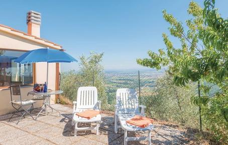 Gemütliches Ferienhaus : Region Vicopisano für 4 Personen