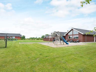 Gemütliches Ferienhaus : Region Alsen für 18 Personen