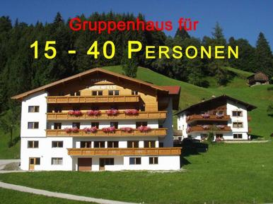 Gemütliches Ferienhaus : Region Tirol für 35 Personen