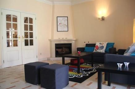 Gemütliches Ferienhaus : Region Costa de Lisboa für 7 Personen