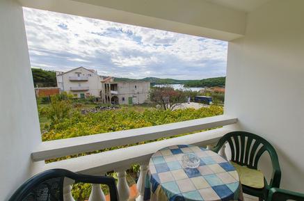 Für 5 Personen: Hübsches Apartment / Ferienwohnung in der Region Jadrtovac