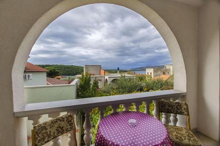 Für 2 Personen: Hübsches Apartment / Ferienwohnung in der Region Jadrtovac