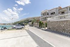 Studio 761952 for 4 persons in Pag