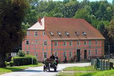 Appartement de vacances 762918 pour 3 personnes , Göllmitz
