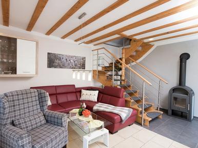 Gemütliches Ferienhaus : Region Erzgebirge für 4 Personen