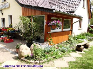 Ferienwohnung für 4 Erwachsene + 2 Kinder in Krienke, Usedom (Achterwasser)