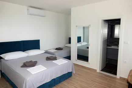 Gemütliches Ferienhaus : Region Makarska Riviera für 7 Personen