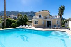Villa 769326 per 8 persone in Dénia