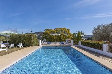Gemütliches Ferienhaus : Region Costa-Blanca für 18 Personen