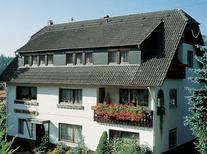 Semesterlägenhet 770620 för 3 personer i Bad Wildbad im Schwarzwald